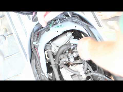 Vespa Spark Plug Removal GTS GT GTV GT60 SUPER 125 200 250 300