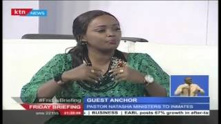 Guest Anchor: Celebrated author and Pastor Rev. Lucy Natasha