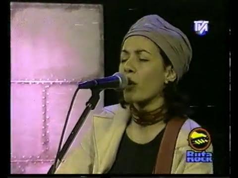 Viva Zapata-Hechicera en Ruta Rock 1995