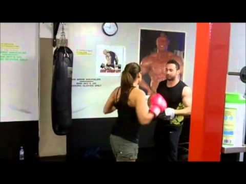 Boxing Personal Training - Various Drills including Floyd Mayweather Shoulder Roll Drill Image 1