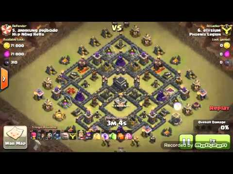 Clash Of Clans::Post-Update Speculation with Phoenix Legion!