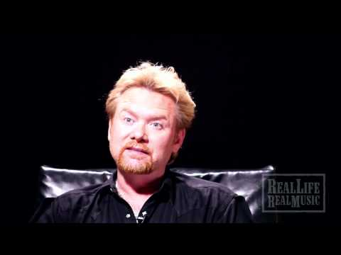 Lee Roy Parnell - Being Inducted into the Texas Songwriter's Hall of Fame