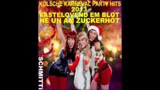 Karneval 2016, 11 KÖLSCHE Karneval Party Hits 2016 Fastelovend Em Blot He Un Am Zuckerhot Karneval