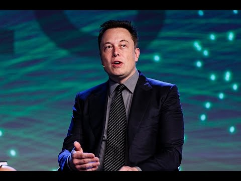 Elon Musk, CEO of Tesla at ONS 2014