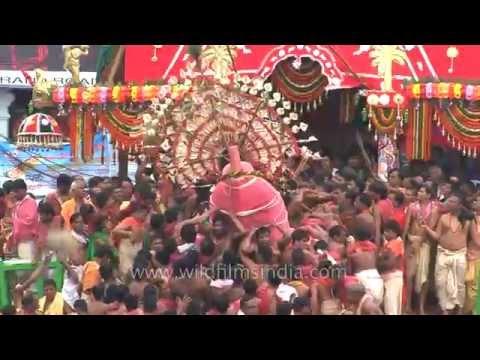 The Festival of Chariots - Jagannath Rath Yatra
