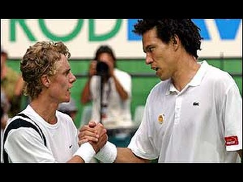 Lleyton Hewitt vs Younes El Aynaoui 2003 AO Highlights