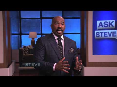 Dating App On Steve Harvey Show