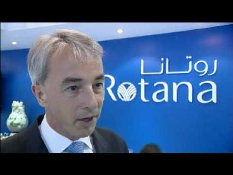 Michael Marshall, Corporate VP Sales & Marketing, Rotana @ ATM 2009