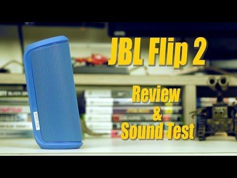 JBL Flip 2: Review + Sound Test