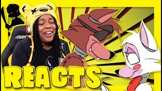 Chica Is Cray Cray Fnaf Episode 1 2 3 Tony Crynight Reaction Aychristene Reacts