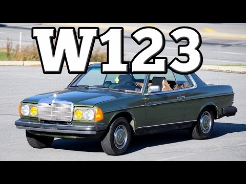 Regular Car Reviews: 1978 Mercedes Benz 300CD W123