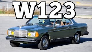 Regular Car Reviews: 1978 Mercedes Benz 300CD W123
