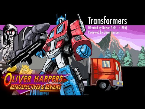 Retrospective / Review: Transformers The Movie (1986)