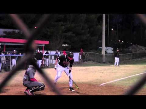 2013 MLB Draft Prospect Andy McGuire, James Madison High School