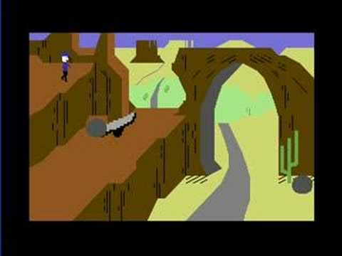 OGT - Cliff Hanger - C64 Part One
