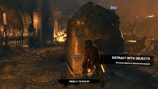RISE OF THE TOMB RAIDER  PC R7 260X   2GB    ตอนที่ 14  THE END   2018   earawan