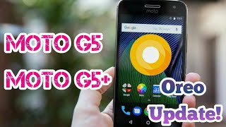 Moto G5s plus Oreo Update | Feature | release Dates |how to get