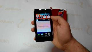 Motorola RAZR - Video Review by Zoommer