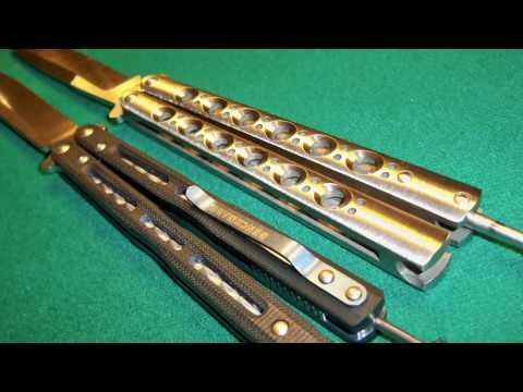 Benchmade Balisong 51 For Sale Benchmade 51 Morpho Balisong