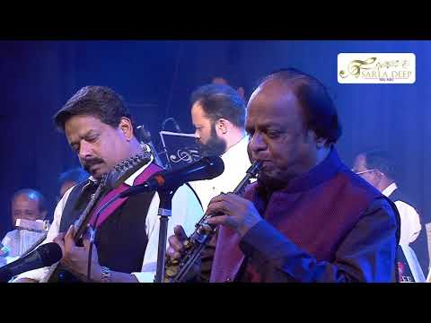 Jhilmil Sitaron Ka Aangan - Sarvesh Mishra & Sarita Rajesh - JHILMIL SITARON KA AANGAN