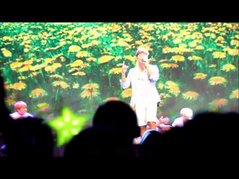 Loveable - Kim Jong Kook First Malaysia Showcase 2013 video