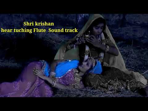 flute jai shree krishna serial heart touching flute soundtrack. colors tv background music