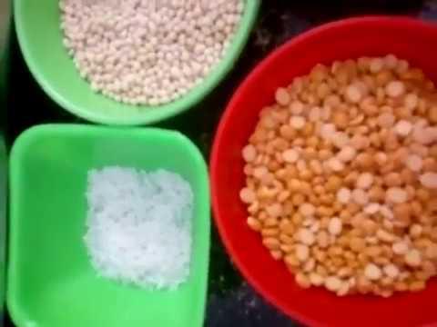 How to make idly powder recipe in tamil?/ இட்லி பொடி செய்முறை தமிழ்/இட்லி மிளகாய் பொடி