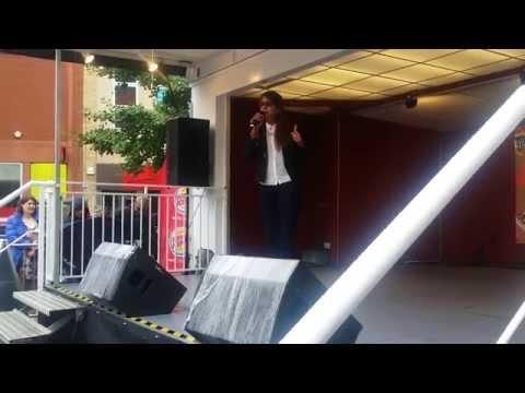 Rupa Soni- Leicester Mela 2014... Samjhawan Dil Laga Liya Maine...