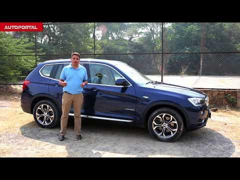 BMW X3 Test Drive Review - Autoportal