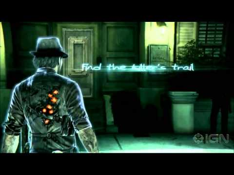 Murdered: Soul Suspect Gameplay Demo - IGN Live - E3 2013