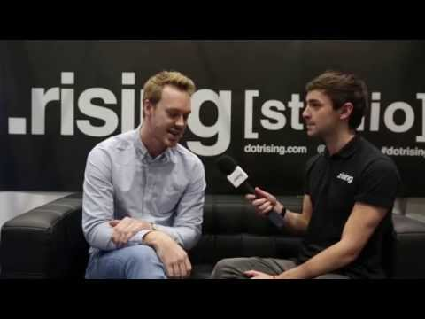 Yieldify's VP Partnerships and Sales, Oliver Jones @ Digital Marketing Show