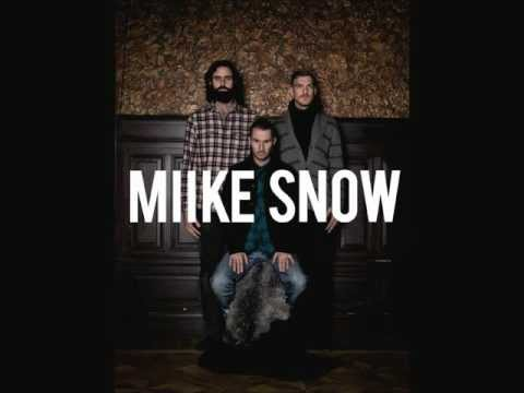 Miike Snow- Black & Blue