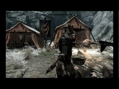 "Skyrim ""Sexy Mods"" Ice Mage Playthrough: Ep42 Naked Guy Goes Oops"
