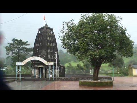 Bhandardara in Rains - Amruteshwar Temple & Konkan Kada. Maharashtra Tourism Video