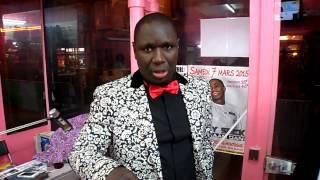 100% show biz avec Salam Diallo