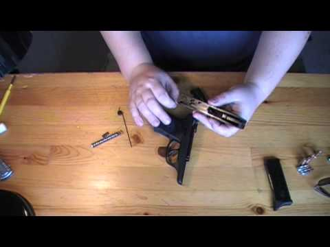 Ruger LC9 Disassembly & Reassembly