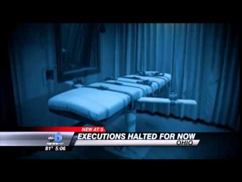 Alert: Judge Orders 2-1/2 Month Hold on Ohio Executions