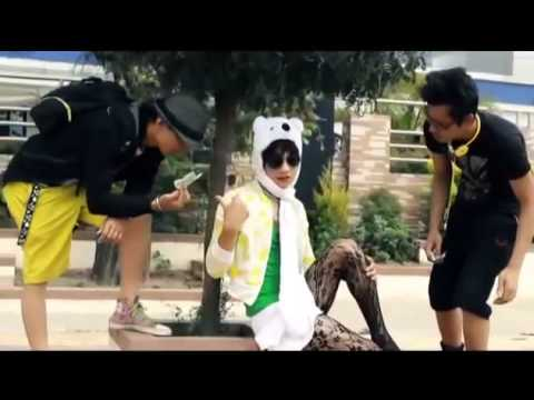 Call Me May Be Remix Manipuri Funny Video 2014 Cover Song video