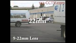 CCTV Lens Comparison for Varifocal Lenses by 123CCTV