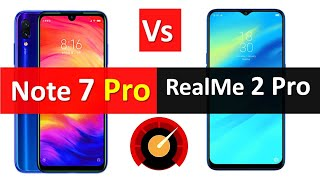 Redmi Note 7 Pro Vs Realme 2 Pro Full Details Specification base Overall Comparison Not a Review