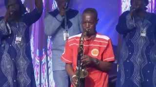 Pastor Kunle Ajayi @ 73 Hours Of Marathon Messiah