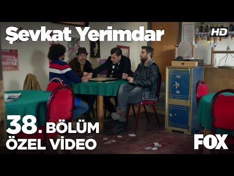 """""""Yaktın beni Ludmila!""""  Şevkat Yerimdar 38. Bölüm"""