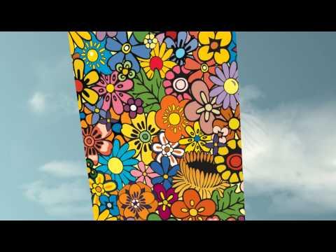"Coloriage Zen N°2 - Teaser ""Fleurs"""