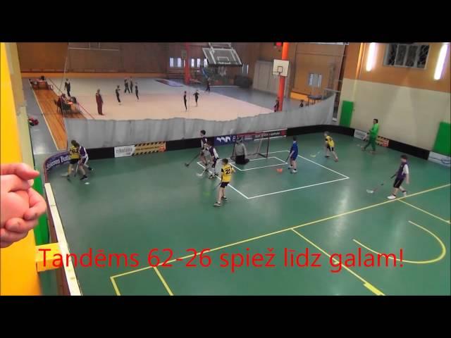 FS Masters / Ulbroka - Ķekavas Bulldogs (U12)
