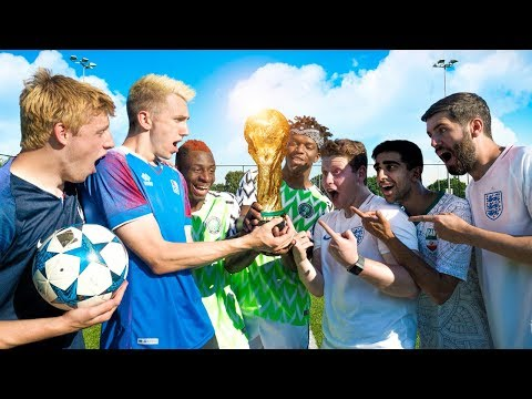 SIDEMEN WORLD CUP FOOTBALL CHALLENGES
