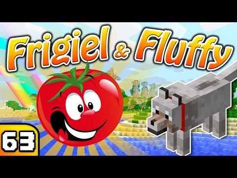 FRIGIEL & FLUFFY : MES JOLIES TOMATES | Minecraft - S5 Ep.63 thumbnail