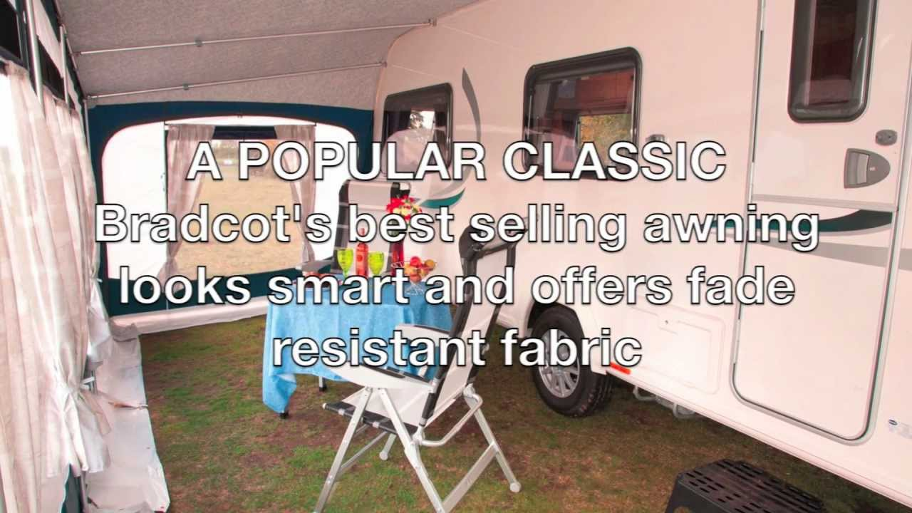 Bradcot Classic Awning Youtube