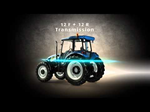 TT New Holland Td5 Marketing video