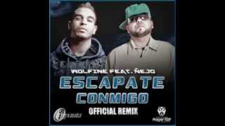 Download lagu Wolfine Feat. Ñejo- Escapate Conmigo