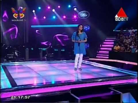Sirasa Tv Super Star -2013-03-30 Amila Nadeeshani video
